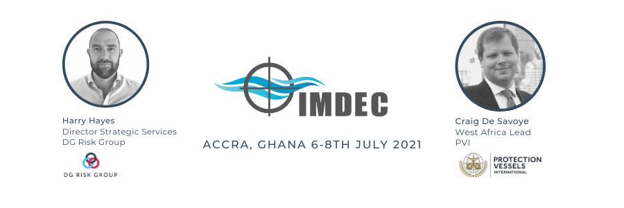IMDEC 2021, Accra, Ghana